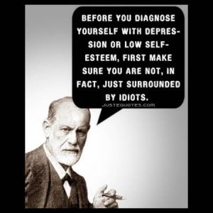 Before you diagnose yourself with depression …