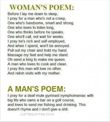 Womans Poem