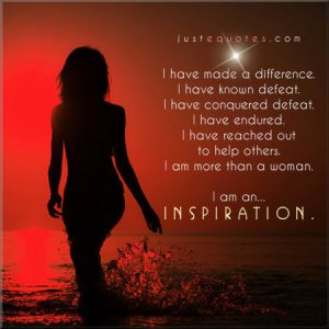justequotes.com – Woman quote
