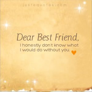 justequotes.com – Friendship quotes