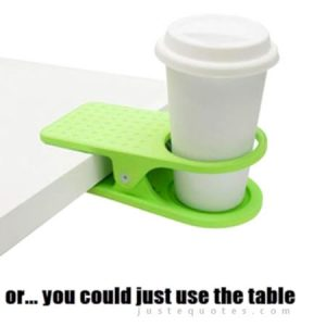Or you could just use the table